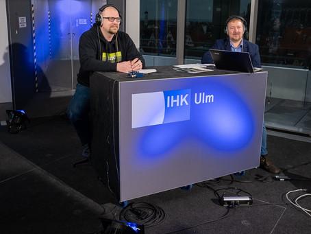 Pilotprojekt mit der IHK Ulm erfolgreich umgesetzt