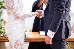 Wedding at BijBlauw