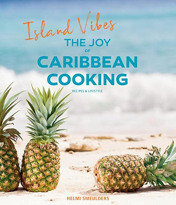 ISLAND VIBES - cookbook