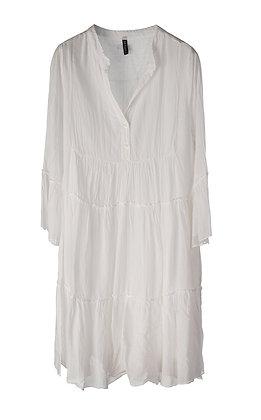 BRAEZ - Etnic dress white