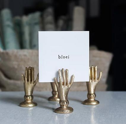 IKPAKJEIN (NL) - Mini Postcard Bloei