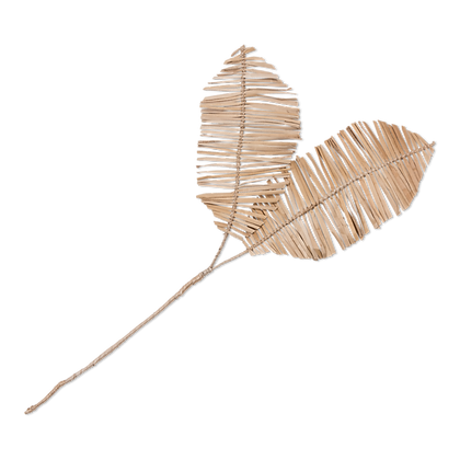 URBAN NATURE CULTURE - Planta delicacies decorative flower 2 stem
