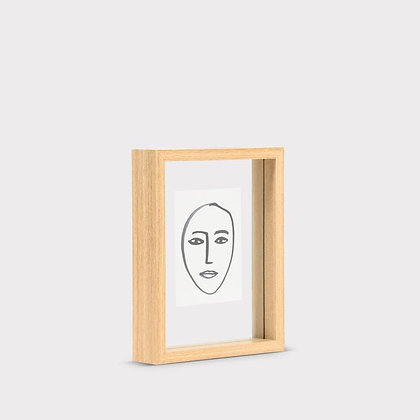 URBAN NATURE CULTURE - Floating frame small
