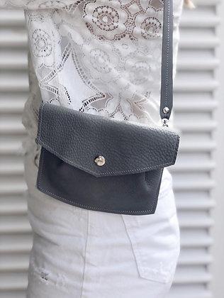 ABOUT ILSE - Little bag grey