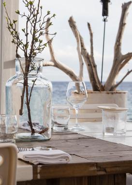 Table setting BijBlauw