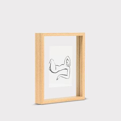 URBAN NATURE CULTURE - Floating frame medium