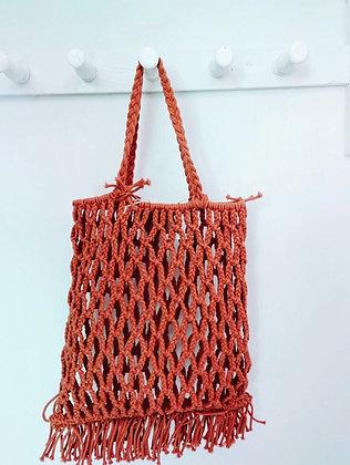 URBAN NATURE CULTURE - shopper crochet