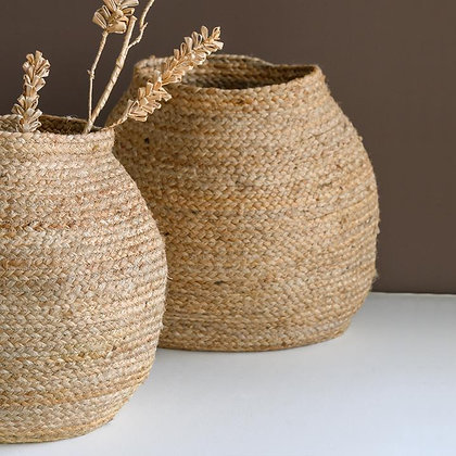 URBAN NATURE CULTURE - storage basket jute