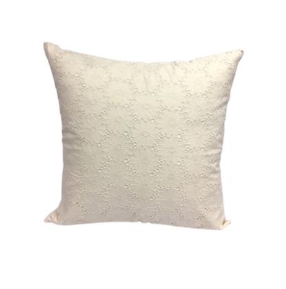 A LA - Broderie cushion