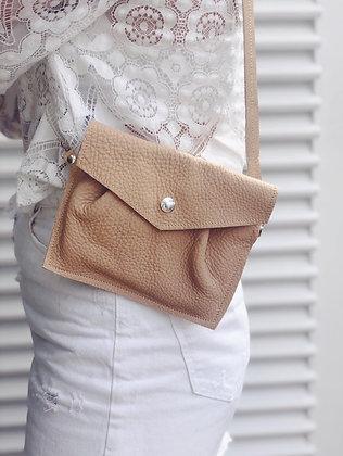 ABOUT ILSE - Little bag beige