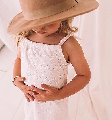 LOVT - Embroidery dress