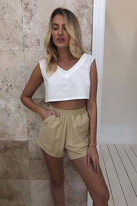 BAHHGOOSE - Rose shorts