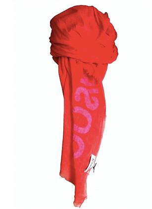 Les Favorites scarf LOA