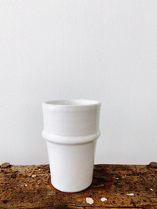 HOUSEHOLD HARDWARE -ceramic beldi mug white
