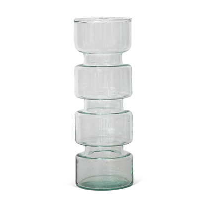 URBAN NATURE CULTURE - vase recycled glass Paloma