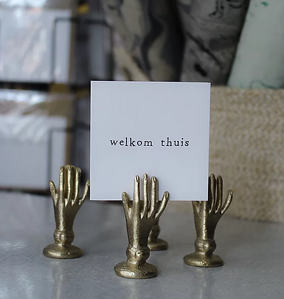 IKPAKJEIN (NL) - Mini Postcard Welkom thuis