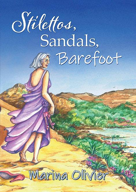 Stilettos, Sandals, Barefoot