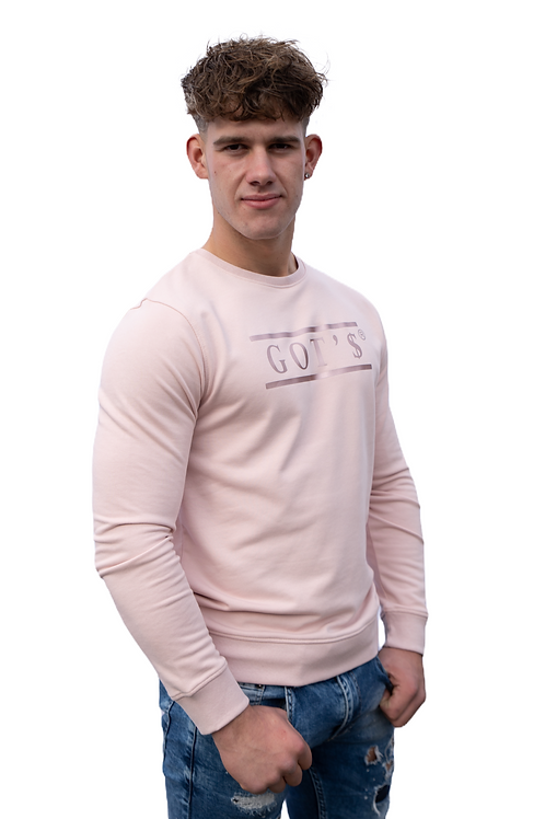 sweater soft roze