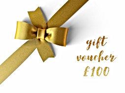 £100 Microblading Brow Art Gift Voucher