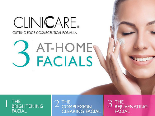 Introductory Offer Refresh Home Facial