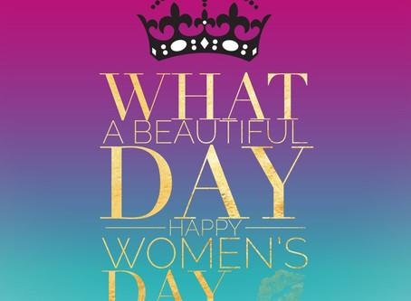 Happy women's day ladies 💋