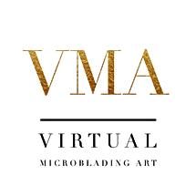 virtual microblading at microblading brow art
