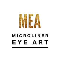 microliner eye art at microblading brow art