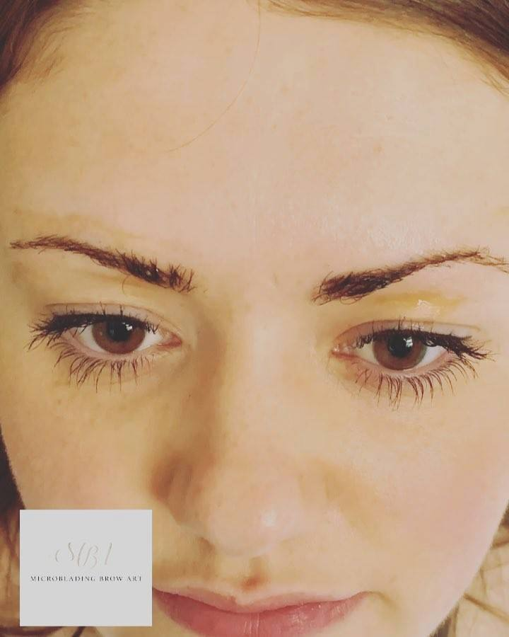 #newbrows #microblading #hairstrokes #beauty #twickenham #barnstaple #braunton #eyebrows #microbladingeyebrows #art #artist #live #love #smile #entrepreneur Microblading Brow Art