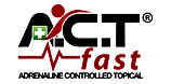 A.C.T fast adrenaline controlled topical