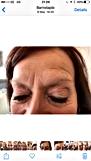 Eyebrow Microblading UK Before Barnstaple and Twickenham