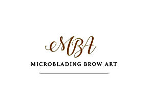 microblading bow art at microblading brow art