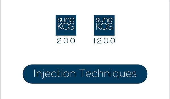 Sunekos training Skiinpro Aesthetic Training