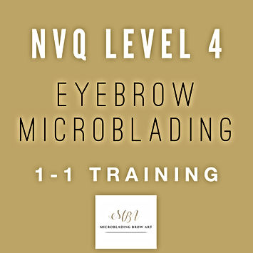 NVQ4 Microblading Training