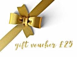 £25 Microblading Brow Art Gift Voucher