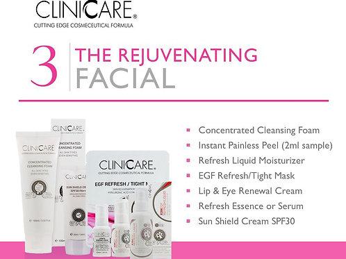 The Rejuvenating Facial