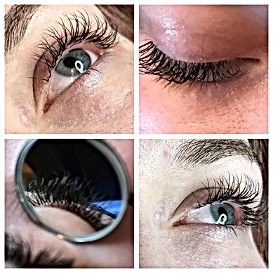 Classice eyelash extensions