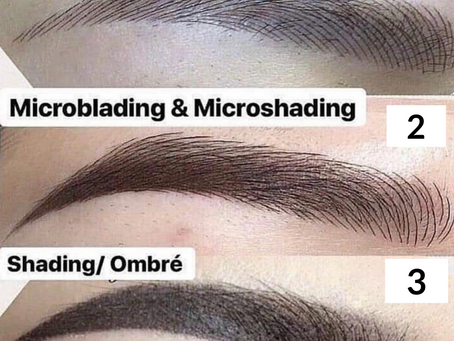 Which one is your Brow Style?