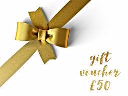 £50 Microblading Brow Art Gift Voucher