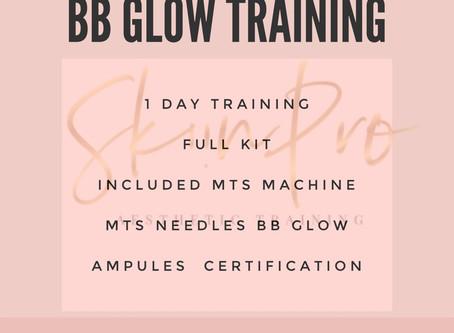 New! BB Glow Training