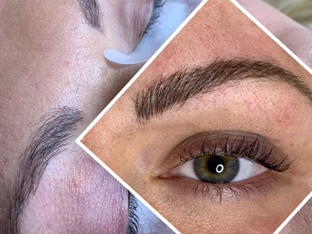 Lovely Lashes & Beautiful Brows