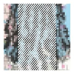 CLEFT LINE, Icon