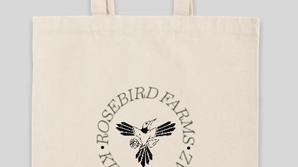 Rosebird Farm Tote Pre Order