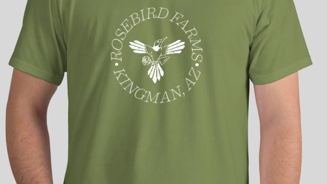 Rosebird Farms T Pre-Order