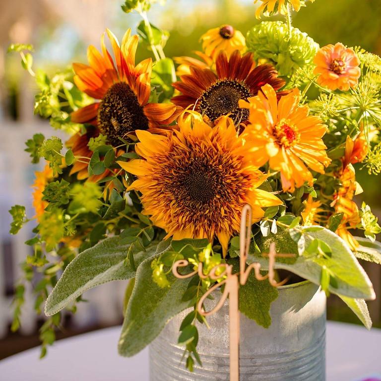 Seasonal Floral Design: Funky Foliage