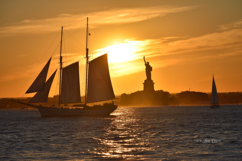 Sail to Liberty