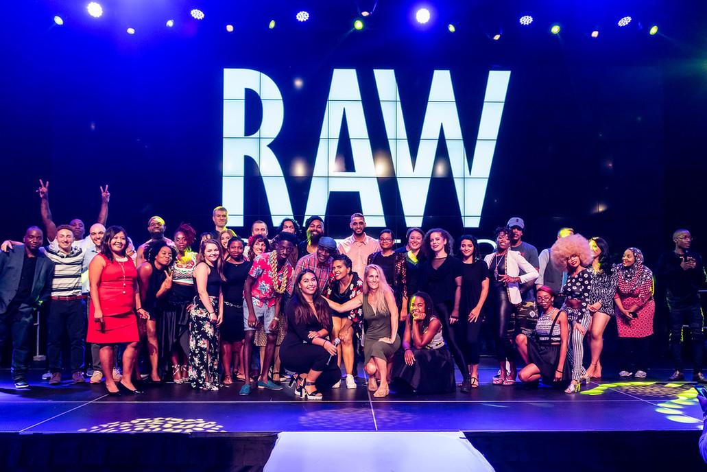 RAW Queens @ Melrose Ballroom