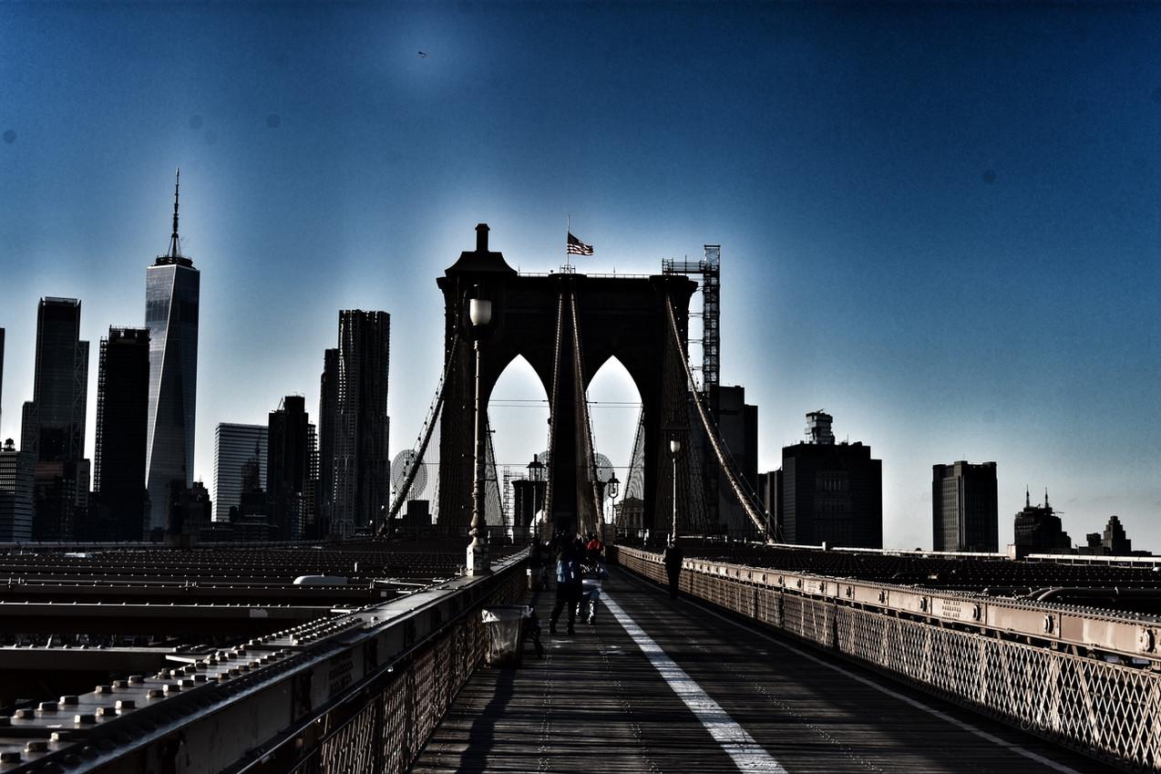 Hello Brooklyn Bridge
