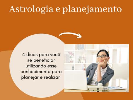 Astrologia e planejamento: 4 dicas para se beneficiar da ajuda dos astros