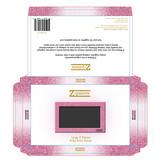 Carton for Z Palette Glitter Line