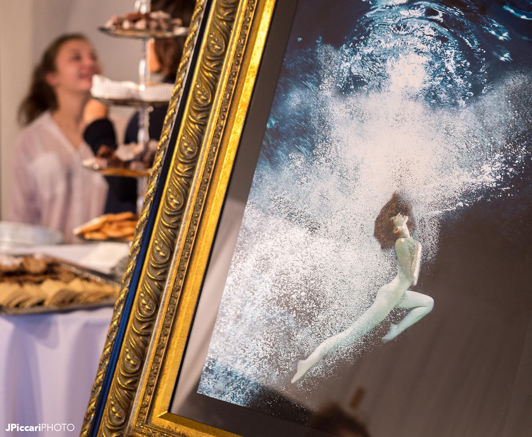 Gisele Lubsen art on display